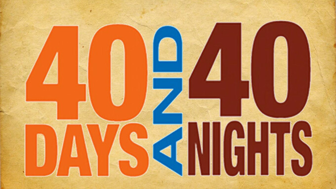 40 Days and 40 Nights - Jesus, Our Intercessor