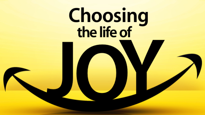 Joy in God's Provision